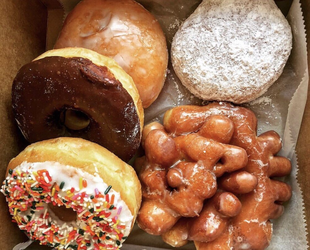 Where to Celebrate National Donut Day in the Triangle - Real Estate By Design NC