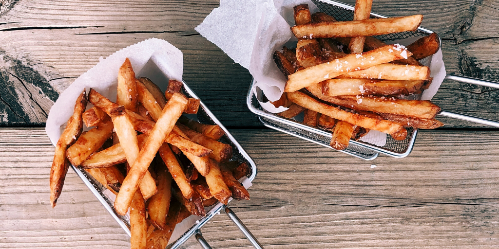 National French Fry Day in The Triangle NC